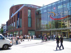 Karstadt Filiale im Duisburger Forum