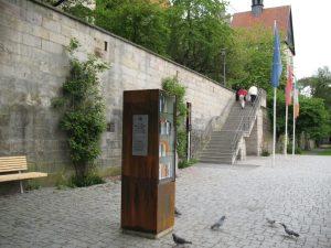 Offener Bücherschrank in Kronach