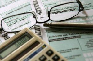 Kurzarbeiter: Steuernachzahlungen von über  1000 Euro möglich