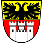 Stadtwappen der Stadt Duisburg