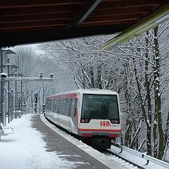 Habichtstrasse Zug Abfahrt