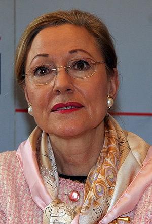 Benita Ferrero-Waldner in Vienna, 17 March 2006.
