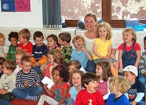 Kindergarten in Frankfurt