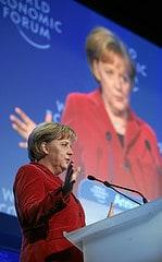 Angela Merkel - World Economic Forum Annual Me...