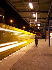 U-Bahn motion