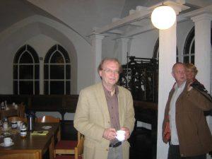 Pfarrer Hans-Peter Lauer