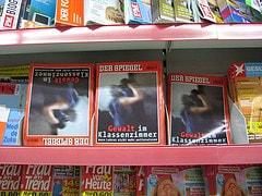 """Der Spiegel: """"Gewalt im Klassenzimmer"""""""