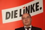 BERLIN - JANUARY 23:  Gregor Gysi, co-leader o...