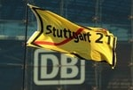 BERLIN - OCTOBER 26:  An activist holds up a b...