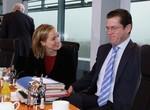 BERLIN - DECEMBER 09:  German Family Minister ...
