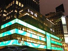 Lehman Brothers NYC HQ
