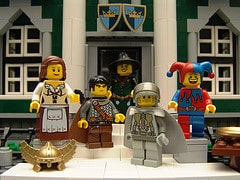 Lego Castle Advent Calendar