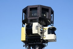 Google Maps Street View Camera