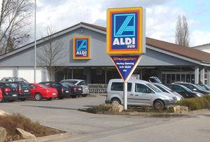 Aldi Süd, Trier