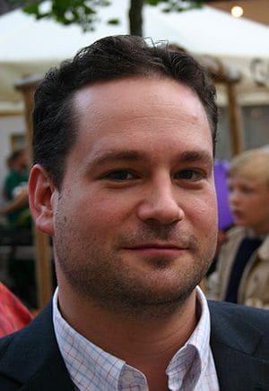 German MdB Alexander Bonde