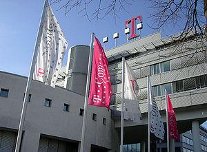 DTAG corporate headquarters, Bonn
