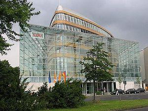 Konrad-Adenauer-Haus, headquarters of the CDU,...