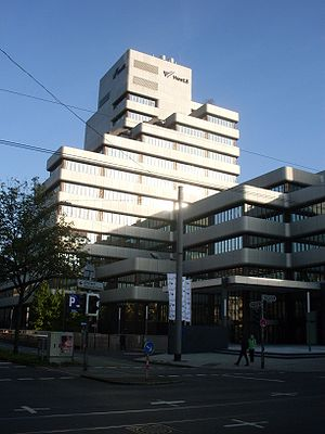Westdeutsche Landesbank (WestLB) Headquarters ...