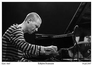 Esbjörn Svensson, swedish jazz pianist