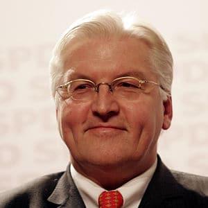 Frank-Walter Steinmeier, foreign minister (Sec...
