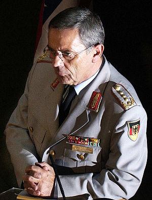 Chief of Staff, Bundeswehr