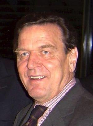 Description: Gerhard Schröder, Picture taken 2...