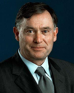 The President of Germany Horst Köhler. Former ...