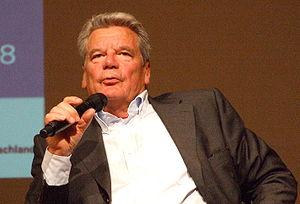 Joachim Gauck 1