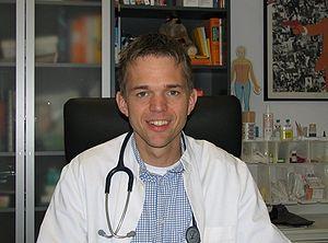Jochen Drees, Schiedsrichter und Arzt