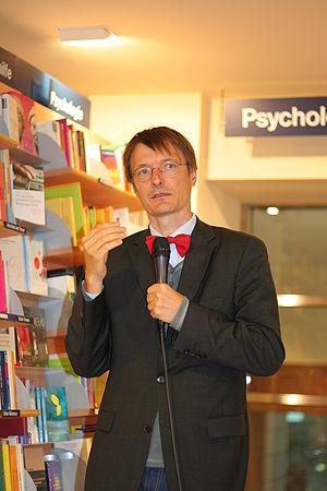 300px Karl Lauterbach14 Lauterbach am 30. April in Duisburg zum Thema Kopfpauschale
