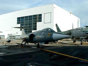 F-104 Starfighter of Bundeswehr