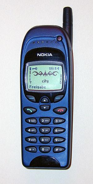 Nokia 6110 Mobil Telefon