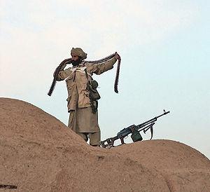 Original caption: An Anti-Taliban Forces (ATF)...