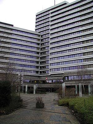 Verwaltungszentrum der Bundesagentur für Arbeit