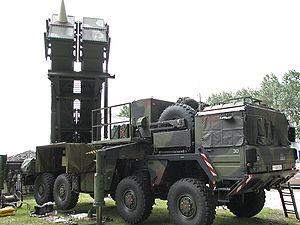 MIM-104 Patriot system of the Luftwaffe