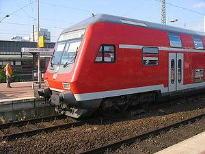 RE4 (NRW) in Dortmund Hbf