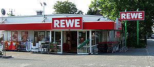 Rewe Markt in Laubenheim
