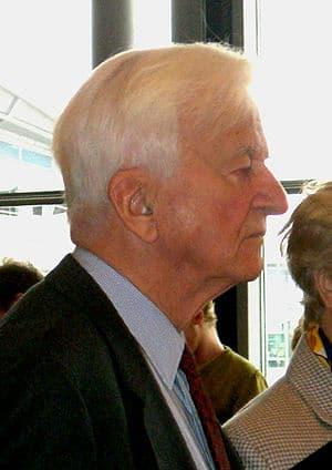 Richard von Weizsäcker at Frankfurt Book Fair 2006