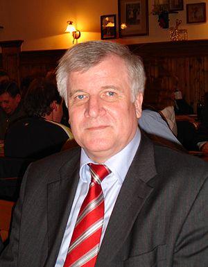 Horst Seehofer, (former) German Federal Minist...