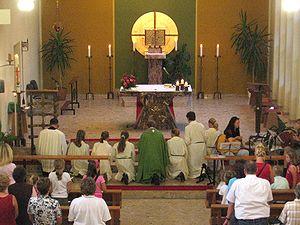 St Maria Sehnde Gottesdienst