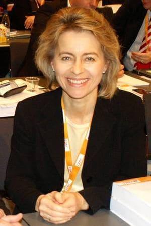 Bundes-Familienministerin Dr. Ursula von der Leyen