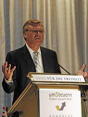 Wolfgang Gerhardt MdB