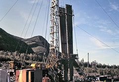 gm_11525 Oilfield Servicing, Fort Liard NWT 1980