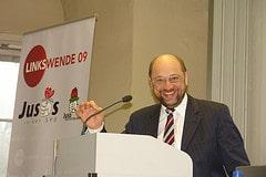 Linkswende09 - Martin Schulz