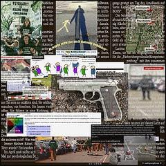 school shooting of Winnenden was heralded by a...