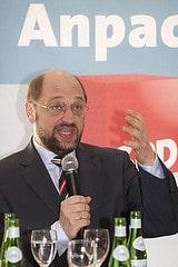 Martin Schulz in Eckenhagen