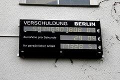Berliner Schuldenuhr