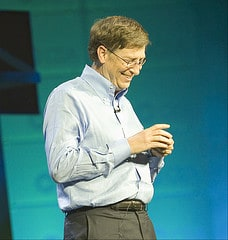 Bill Gates at CES 2007