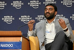 Kumi Naidoo - World Economic Forum Annual Meet...