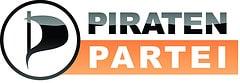 Piratenpartei-Logo (glossy)